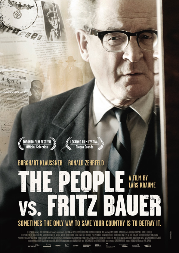 Poster THE PEOPLE VS. FRITZ BAUER