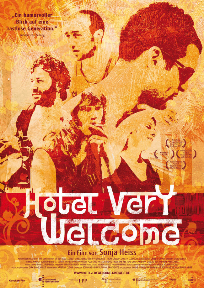 Poster HOTEL VERY WELCOME