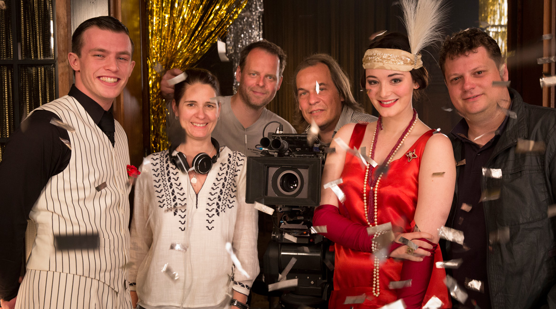 Smaragdgrün Film Casting