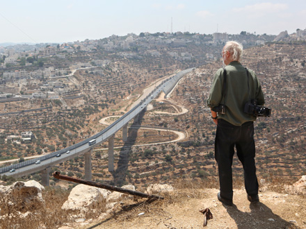 KOUDELKA: SHOOTING HOLY LAND photo copryright Gilad Baram