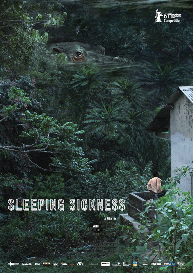 Poster SLEEPING SICKNESS