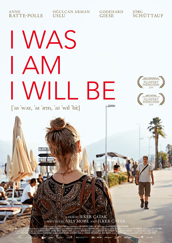 Poster I WAS, I AM, I WILL BE