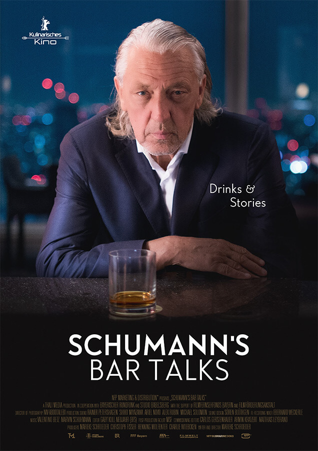 Poster SCHUMANN'S BAR TALKS