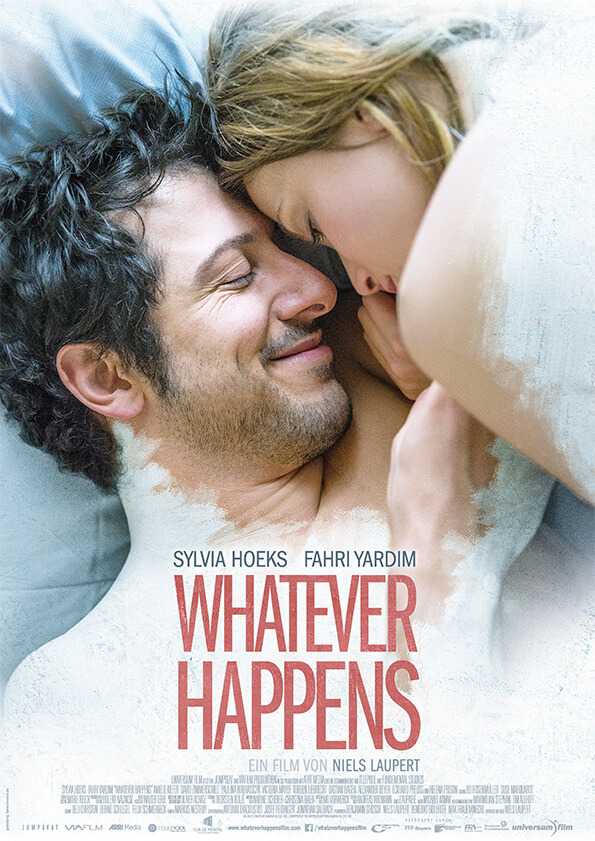 Poster WHATEVER HAPPENS