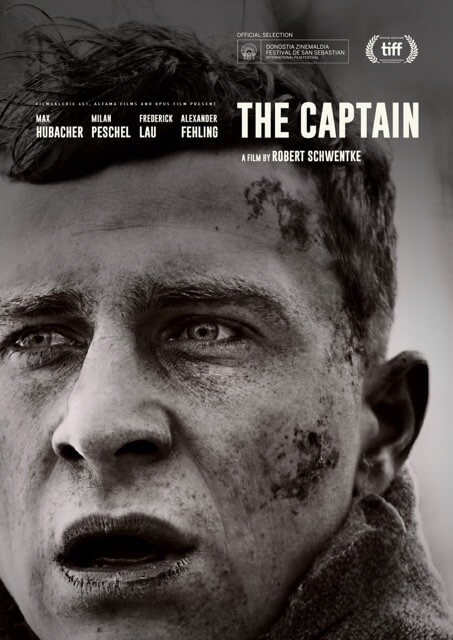 Poster THE CAPTAIN