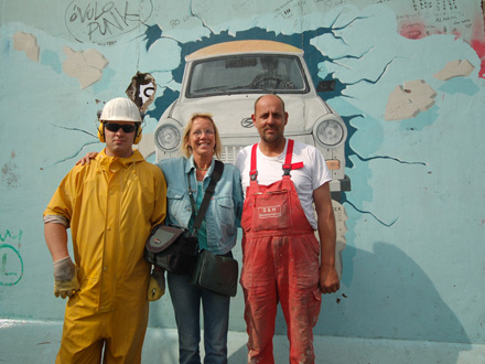 BERLIN EAST SIDE GALLERY photo Karin Kaper Film